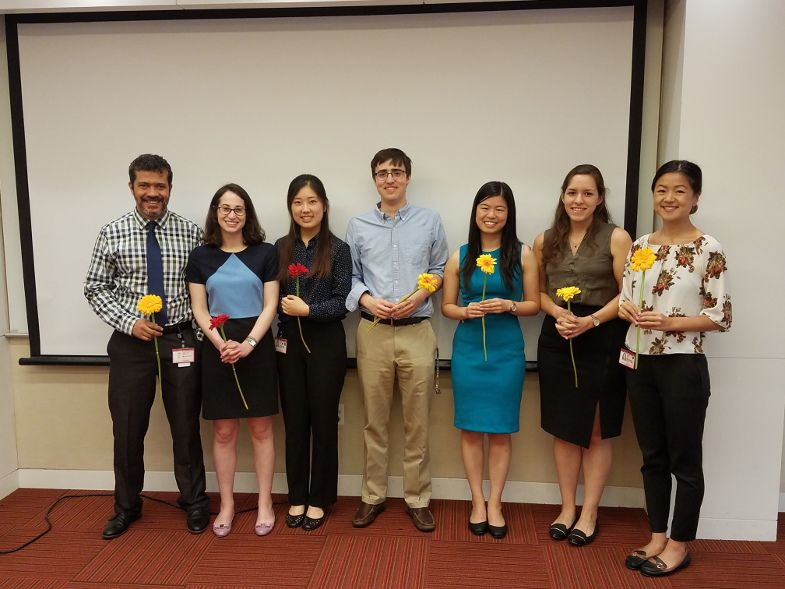 Summer Scholars 2017