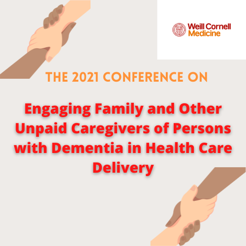 Engaging Family and Unpaid Caregivers