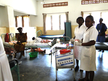 Palliative Care From Nyc To Uganda Division Of Geriatrics And Palliative Medicine
